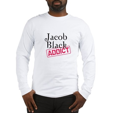 Jacob Black Addict Long Sleeve T-Shirt