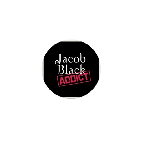 Jacob Black Addict Mini Button (10 pack)