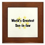 WG Son-in-law Framed Tile