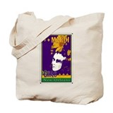 Mardi Gras Tote Bag