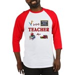 Teachers Do It With Class Baseball Jersey