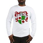 DeRoos Family Crest Long Sleeve T-Shirt