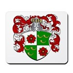 DeRoos Family Crest Mousepad