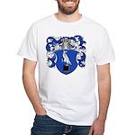 DeSitter Family Crest White T-Shirt