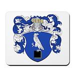 DeSitter Family Crest Mousepad