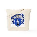 DeSitter Family Crest Tote Bag