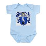 DeSitter Family Crest Infant Creeper