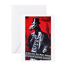 White Stripes @ MSG Greeting Card