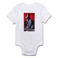 White Stripes @ MSG Infant Bodysuit