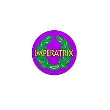 Imperatrix (purple) Mini Button