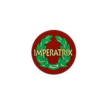 Imperatrix (red) Mini Button