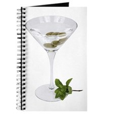 A Martini On Your Journal