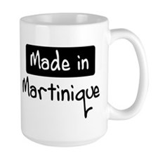 Made in Martinique Mug