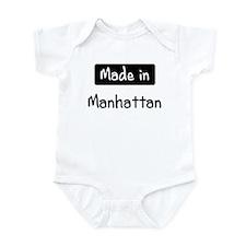 Made in Manhattan Infant Bodysuit