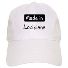 Made in Louisiana Baseball Cap