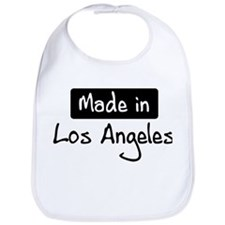 Made in Los Angeles Bib