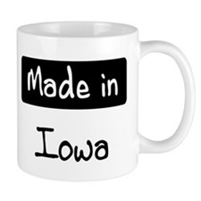 Made in Iowa Mug