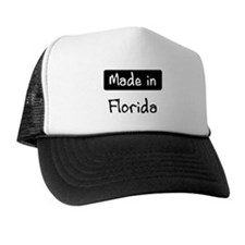 Made in Florida Trucker Hat