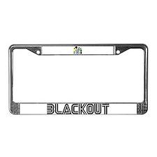 Improv comedy License Plate Frame