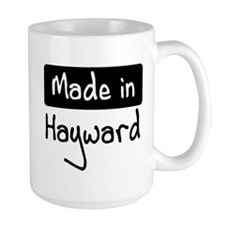 Made in Hayward Large Mug