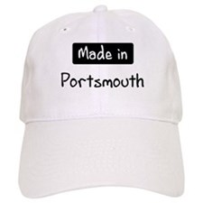 Made in Portsmouth Baseball Cap