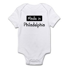 Made in Philadelphia Infant Bodysuit