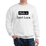 Made in Saint Lucia Sweatshirt