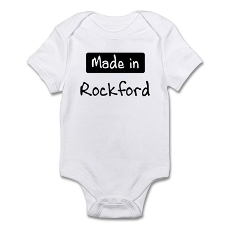 Made in Rockford Infant Bodysuit