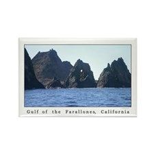 Gulf of the Farallones California Magnets (10)