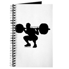Eat, Sleep, Squat Journal