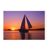 Lake Lanier Sailing Postcards (Package of 8)
