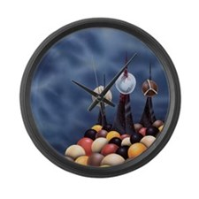 Good Friday Large Wall Clock
