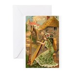 Erin Go Bragh Greeting Cards (Pk of 10)
