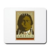 Native America Mousepad