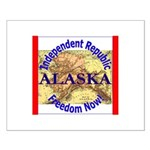 Alaska-3 Small Poster