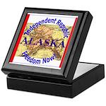 Alaska-3 Keepsake Box