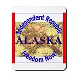 Alaska-3 Mousepad