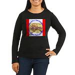 Alaska-1 Women's Long Sleeve Dark T-Shirt