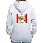Alaska-1 Women's Zip Hoodie