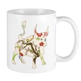 Year of the Ox Art Mug
