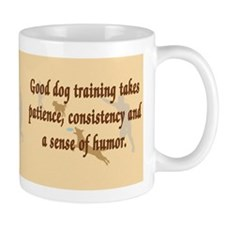Good Dog Training Coffee Mug