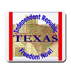Texas-3 Mousepad