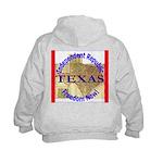Texas-3 Kids Hoodie