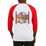 Texas-3 Baseball Jersey