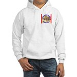 Texas-3 Hooded Sweatshirt