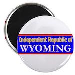 Wyoming-2 Magnet