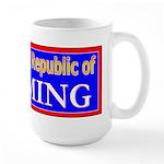Wyoming-2 Large Mug