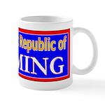 Wyoming-2 Mug