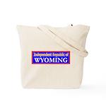 Wyoming-2 Tote Bag