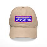 Wyoming-2 Cap
